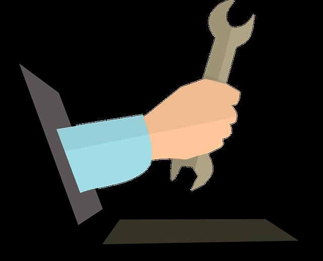 helpende hand voor je computer